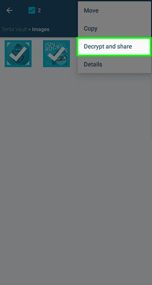 Tenta Media Vault | Tenta VPN Browser