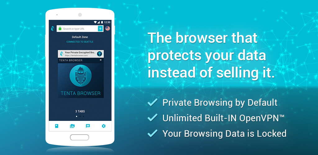 Your Private Encrypted Browser | Tenta Browser
